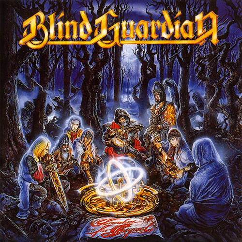 Blind Guardian - Somewhere Far Beyond recenzja okładka review cover