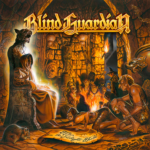 Blind Guardian - Tales From The Twilight World recenzja okładka review cover