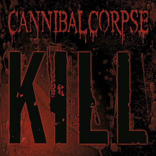 Cannibal Corpse - Kill recenzja okładka review cover