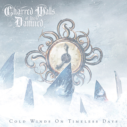 Charred Walls Of The Damned - Cold Winds On Timeless Days recenzja okładka review cover