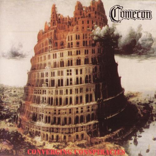 Comecon - Converging Conspiracies recenzja okładka review cover