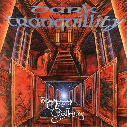 Dark Tranquillity - The Gallery recenzja okładka review cover