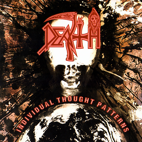 Death - Individual Thought Patterns recenzja okładka review cover