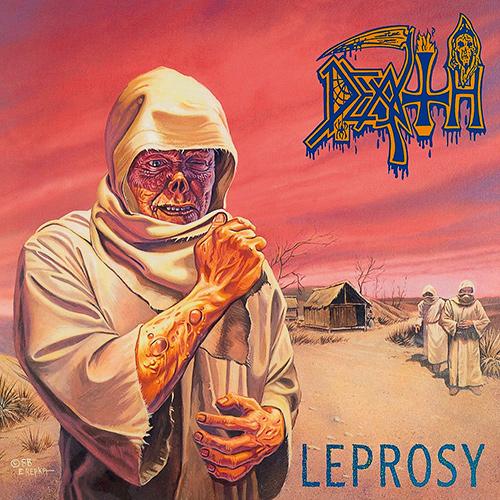 Death - Leprosy recenzja okładka review cover