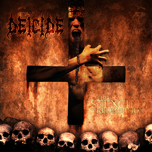 Deicide - The Stench Of Redemption recenzja okładka review cover