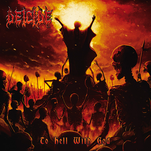 Deicide - To Hell With God recenzja okładka review cover