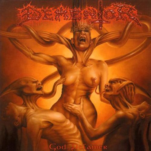 Dementor - God Defamer recenzja okładka review cover