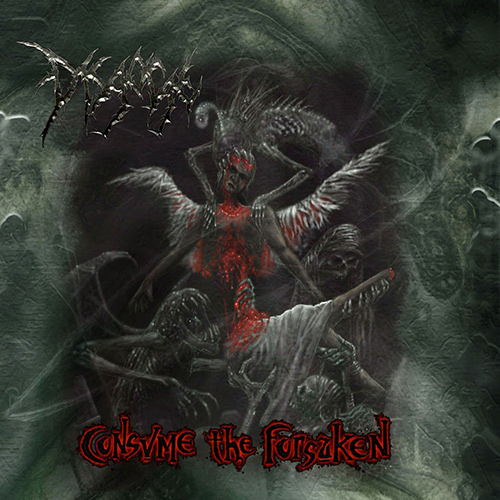 Disgorge - Consume The Forsaken recenzja okładka review cover
