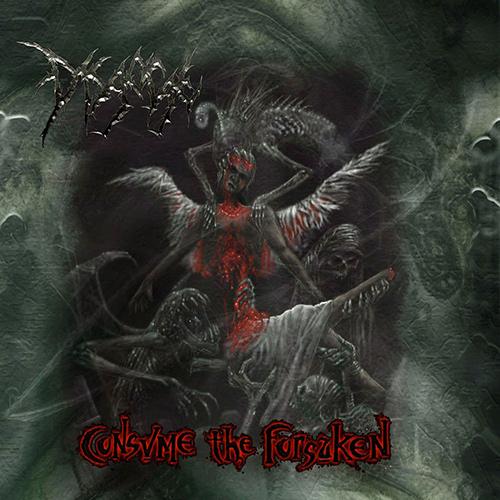 Disgorge - Consume The Forsaken recenzja okładka review cover