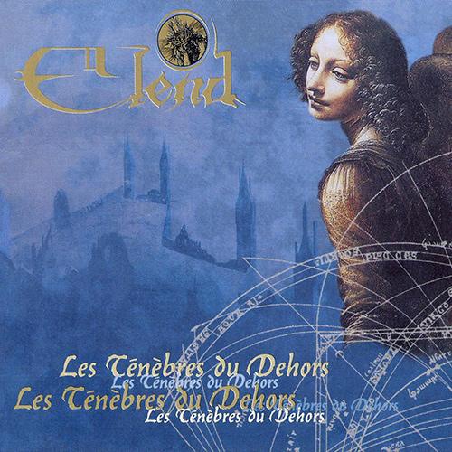 Elend - Les Ténèbres du Dehors recenzja okładka review cover