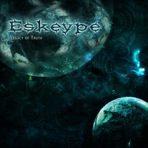 Eskeype - Legacy Of Truth recenzja okładka review cover