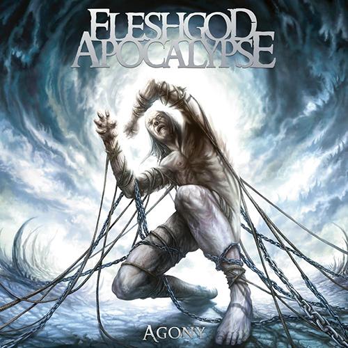 Fleshgod Apocalypse - Agony recenzja okładka review cover