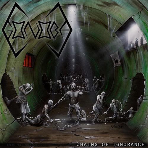 Gonoba - Chains Of Ignorance recenzja okładka review cover