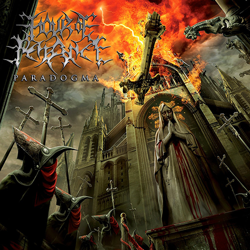 Hour Of Penance - Paradogma recenzja okładka review cover