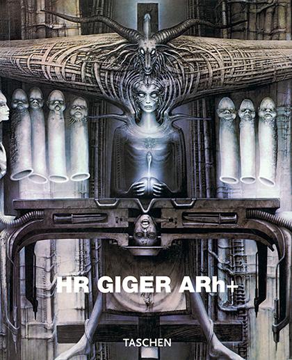 HR Giger - ARH+ recenzja