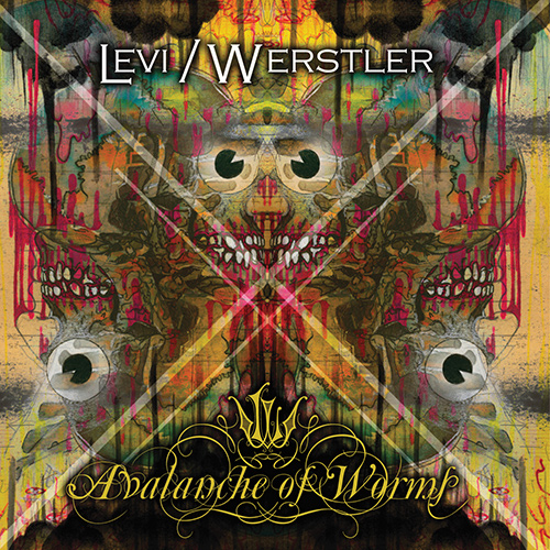 Levi/Werstler - Avalanche Of Worms recenzja okładka review cover