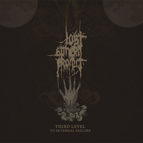 Lost Sphere Project - Third Level To Internal Failure recenzja okładka review cover