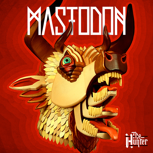 Mastodon - The Hunter recenzja okładka review cover