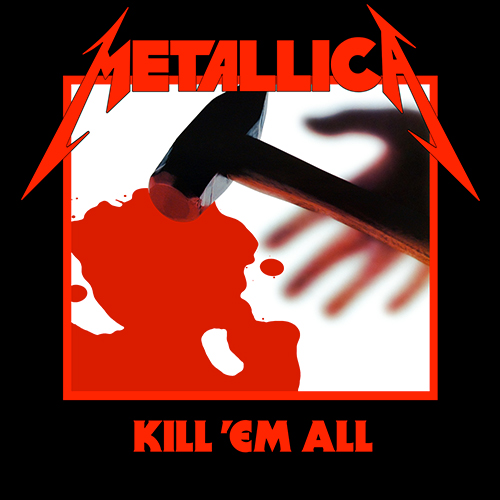 Metallica - Kill 'Em All recenzja okładka review cover