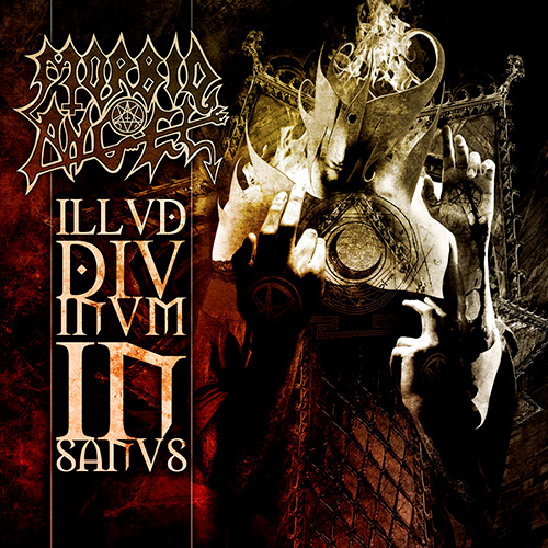Morbid Angel - Illud Divinum Insanus recenzja okładka review cover