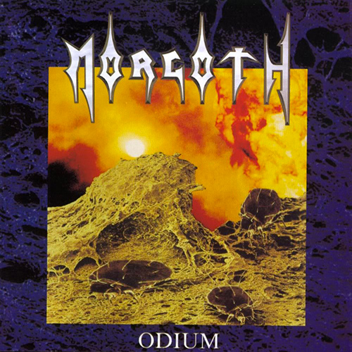 Morgoth - Odium recenzja okładka review cover