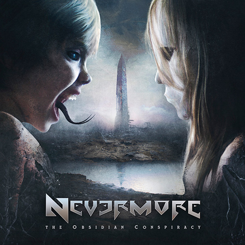 Nevermore - The Obsidian Conspiracy recenzja okładka review cover