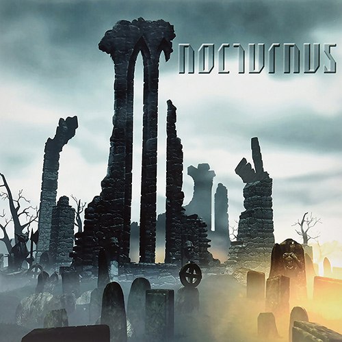 Nocturnus - Ethereal Tomb recenzja okładka review cover