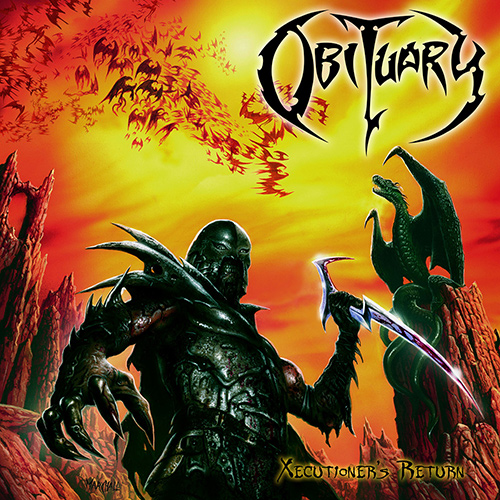 Obituary - Xecutioner's Return recenzja okładka review cover