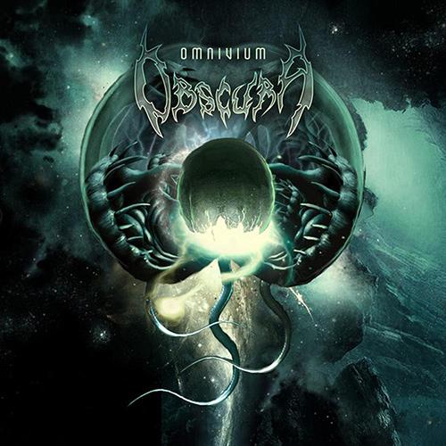 Obscura - Omnivium recenzja okładka review cover