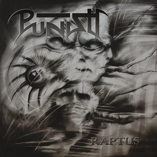 Punish - Raptus recenzja okładka review cover