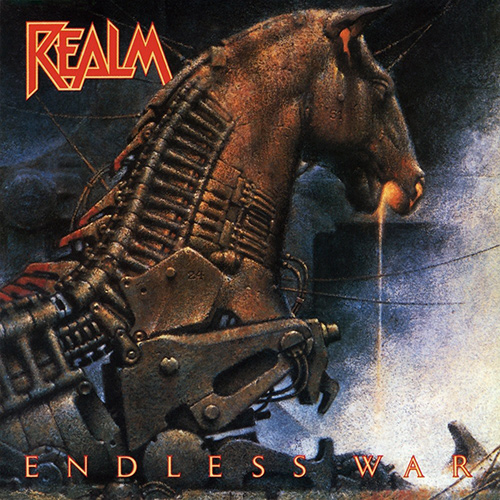 Realm - Endless War recenzja okładka review cover