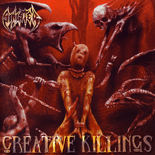 Sinister - Creative Killings recenzja okładka review cover