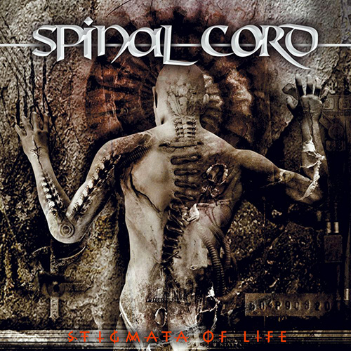 Spinal Cord - Stigmata Of Life recenzja okładka review cover