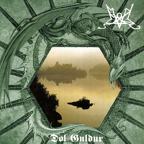 Summoning - Dol Guldur recenzja okładka review cover
