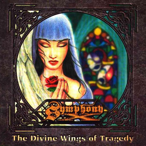 Symphony X - The Divine Wings Of Tragedy recenzja okładka review cover