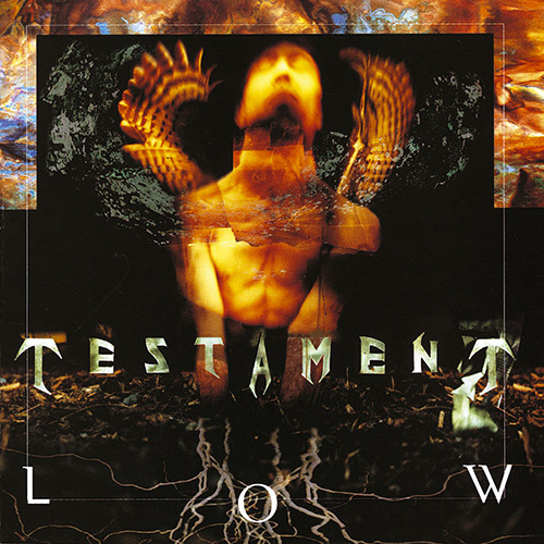 Testament - Low recenzja okładka review cover