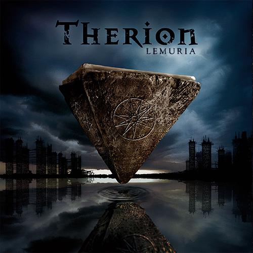 Therion - Lemuria recenzja okładka review cover
