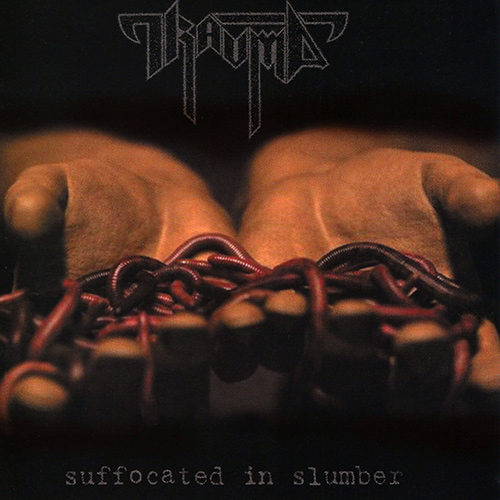 Trauma - Suffocated In Slumber recenzja okładka review cover