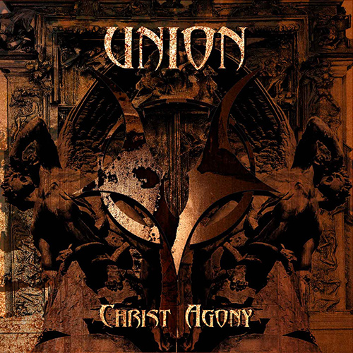 Union - Christ Agony recenzja okładka review cover