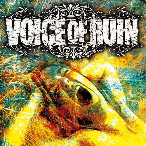 Voice Of Ruin - Voice Of Ruin recenzja okładka review cover