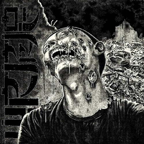 Wormrot - Dirge recenzja okładka review cover