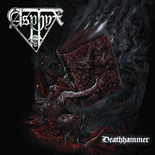 Asphyx - Deathhammer recenzja okładka review cover