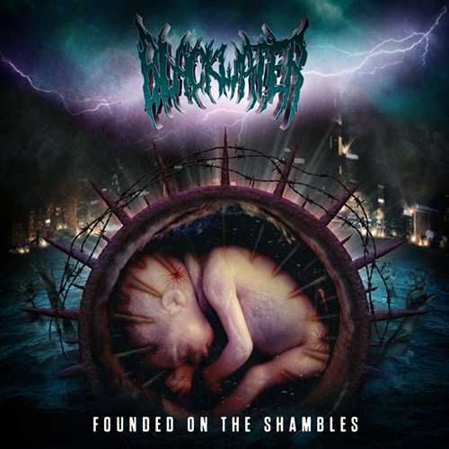 Blackwater - Founded On The Shambles recenzja okładka review cover