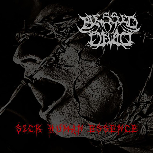 Blessed Dead - Sick Human Essence recenzja okładka review cover