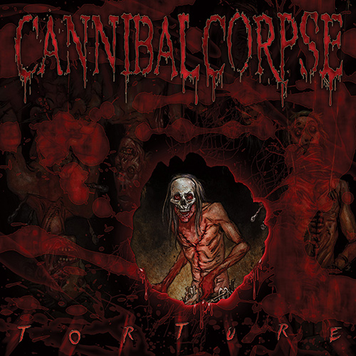 Cannibal Corpse - Torture recenzja okładka review cover