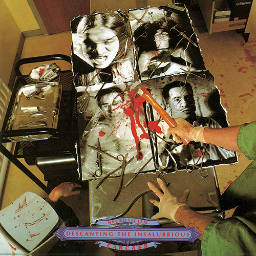 Carcass - Necroticism - Descanting The Insalubrious recenzja