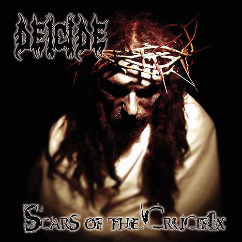 Deicide - Scars Of The Crucifix recenzja okładka review cover