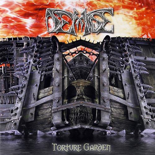 Demise - Torture Garden recenzja okładka review cover