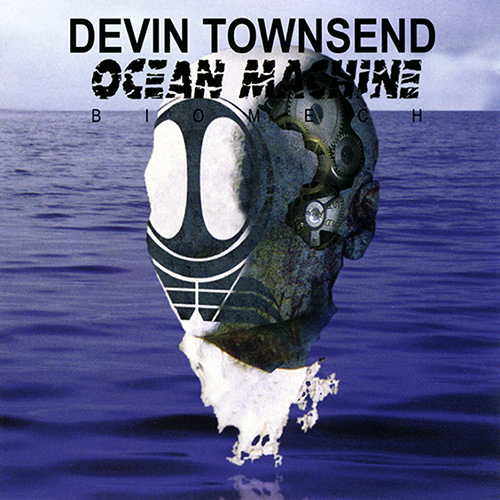 Devin Townsend - Ocean Machine: Biomech recenzja okładka review cover