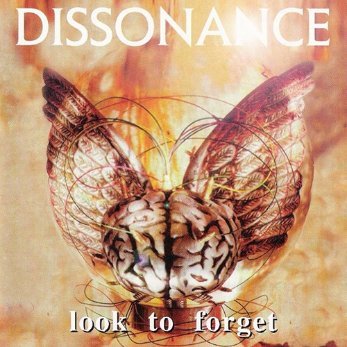 Dissonance - Look To Forget recenzja okładka review cover